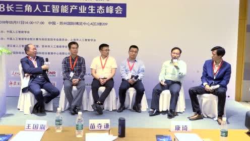 李凡长:《AI产业生态的性技术与场景落地的挑战》