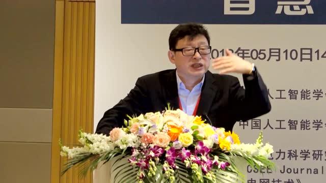 王继业:《人工智能在智慧能源的应用》