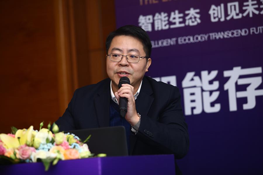 杨亚飞:《数据存储处理器——将智能与计算融入数据存储》