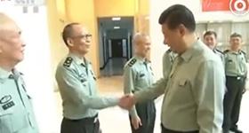 习近平总书记亲切接见中国工程院院士李德毅等科技专家